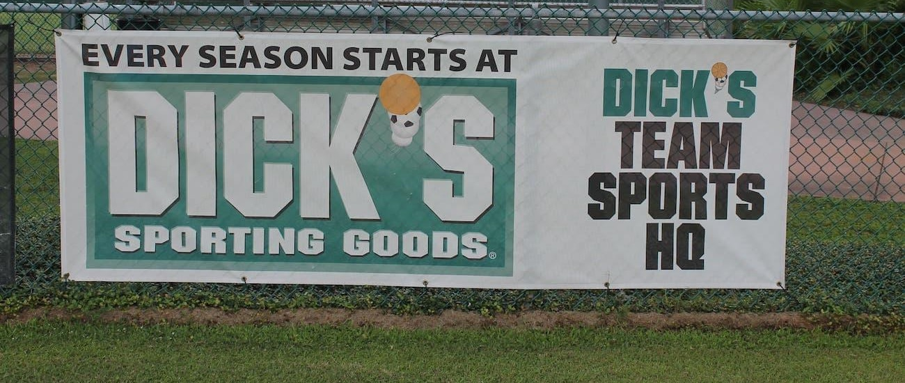 Dicks Sporting Goods Coupons Banner